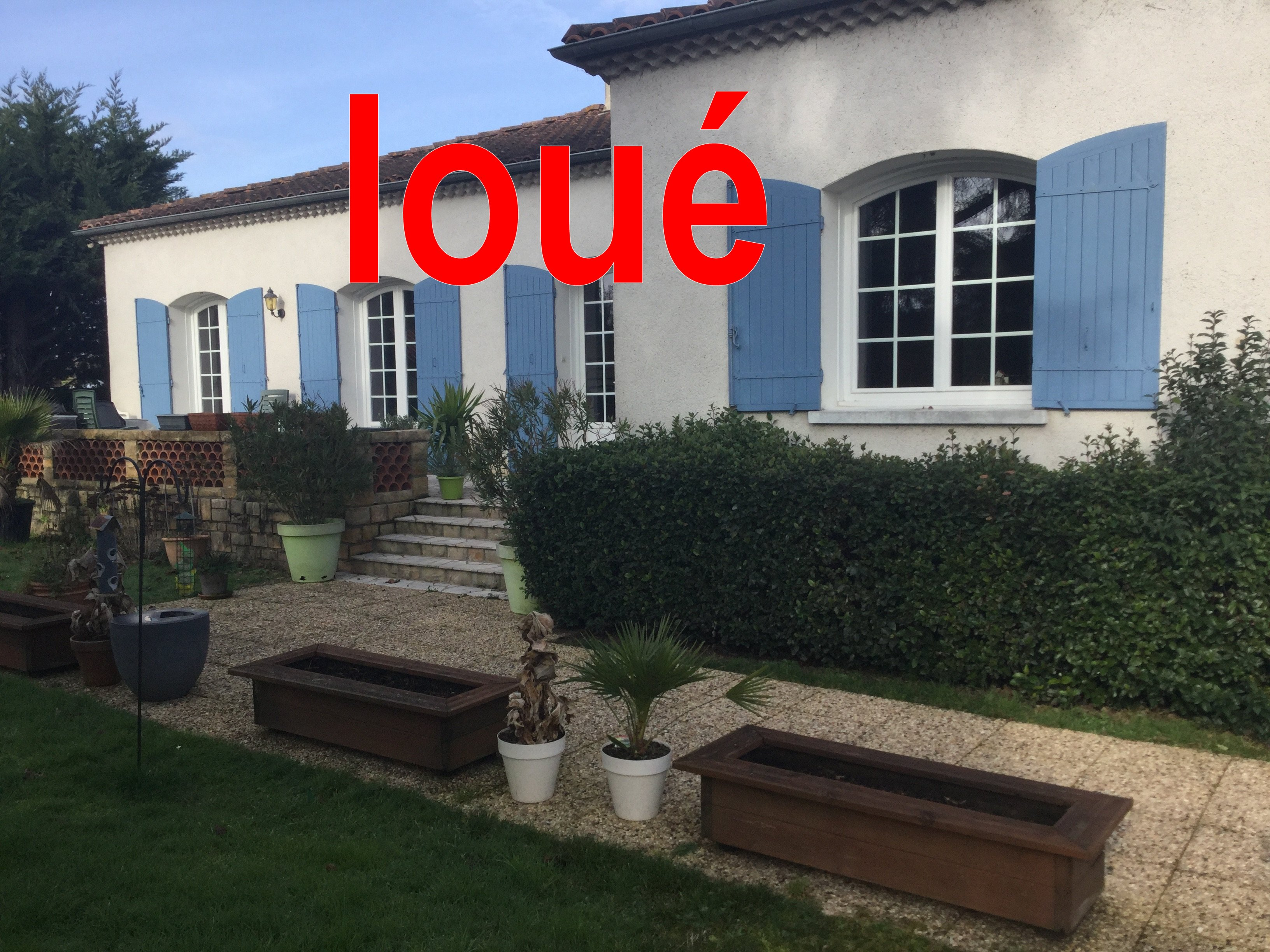 EYMET – Agréable villa