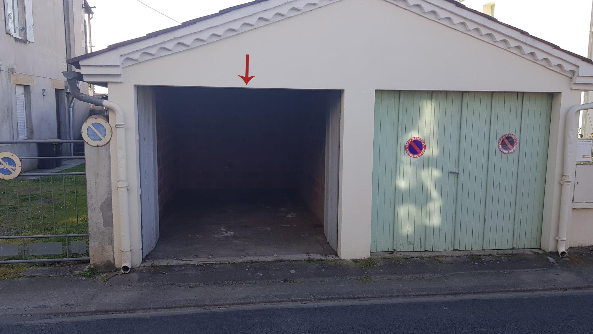 MARMANDE – Petit Garage, proche Route de Bordeaux