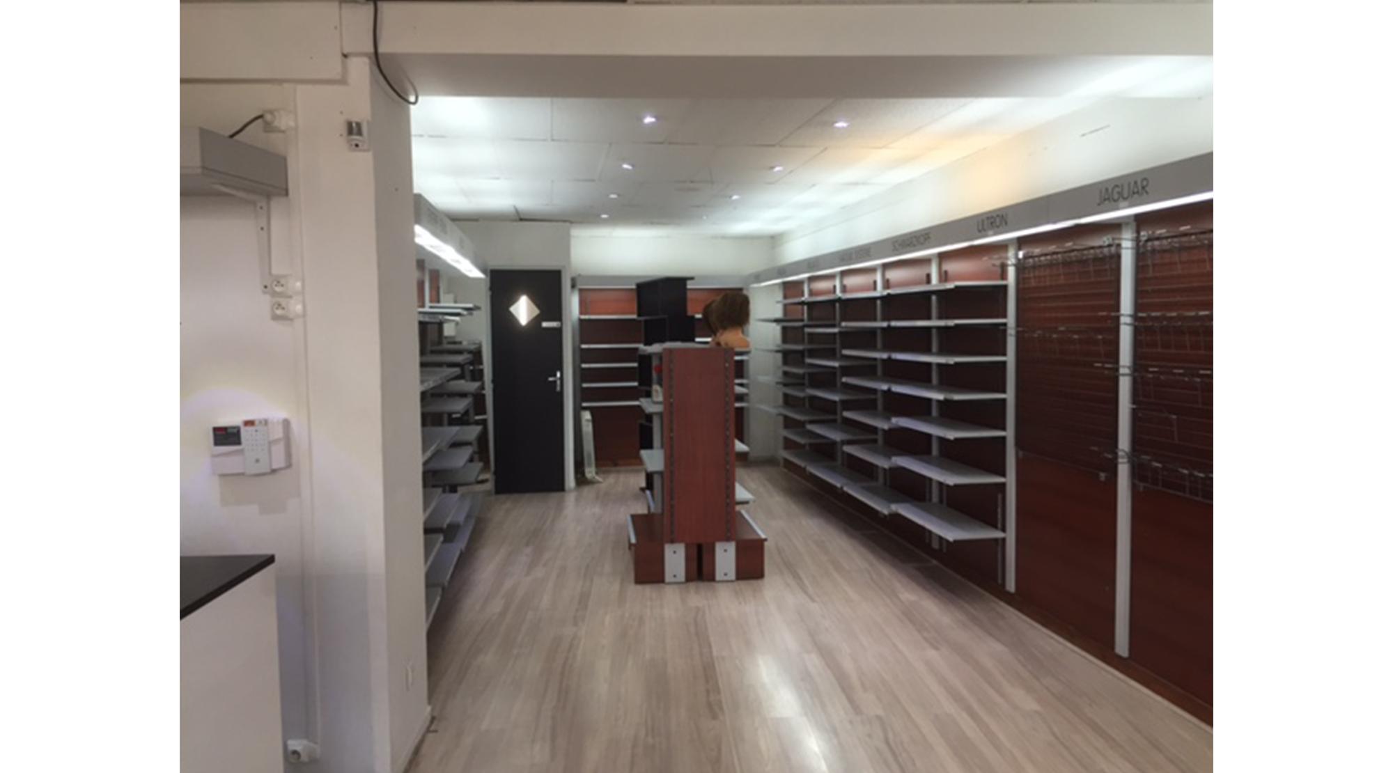 Marmande  – Local Commercial de 80 m²
