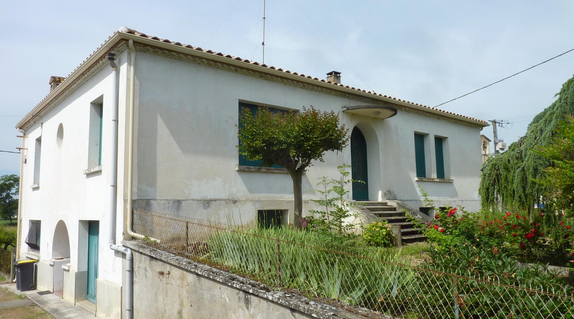Gaujac – Maison de 150 m²
